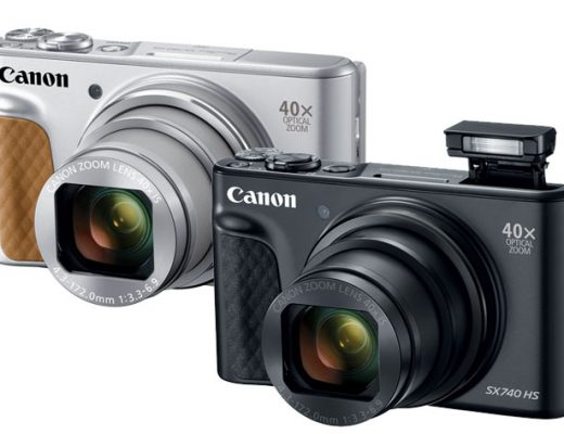 Canon PowerShot SX740 HS gets 4K UHD video
