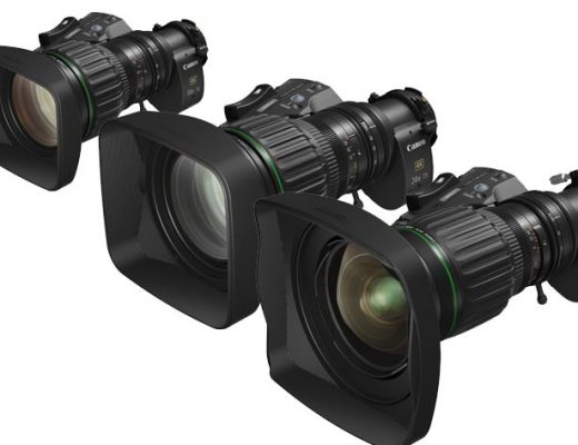 Canon shows new UHDgc portable zooms for broadcast