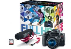 The Canon Video Creator Kits