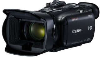 Canon has two new camcorders for professional videographers