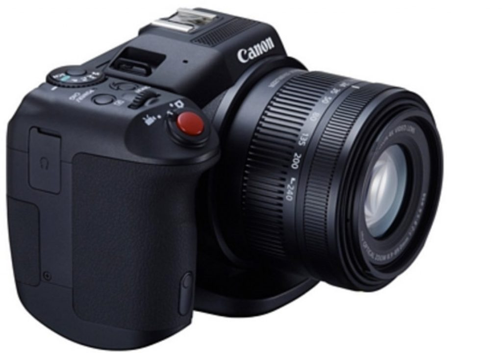 Canon XC10: a Compact 4K Video Camera 1
