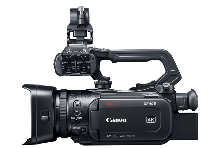 Canon answers my questions about new camcorders XF405/XF400/GX10 6