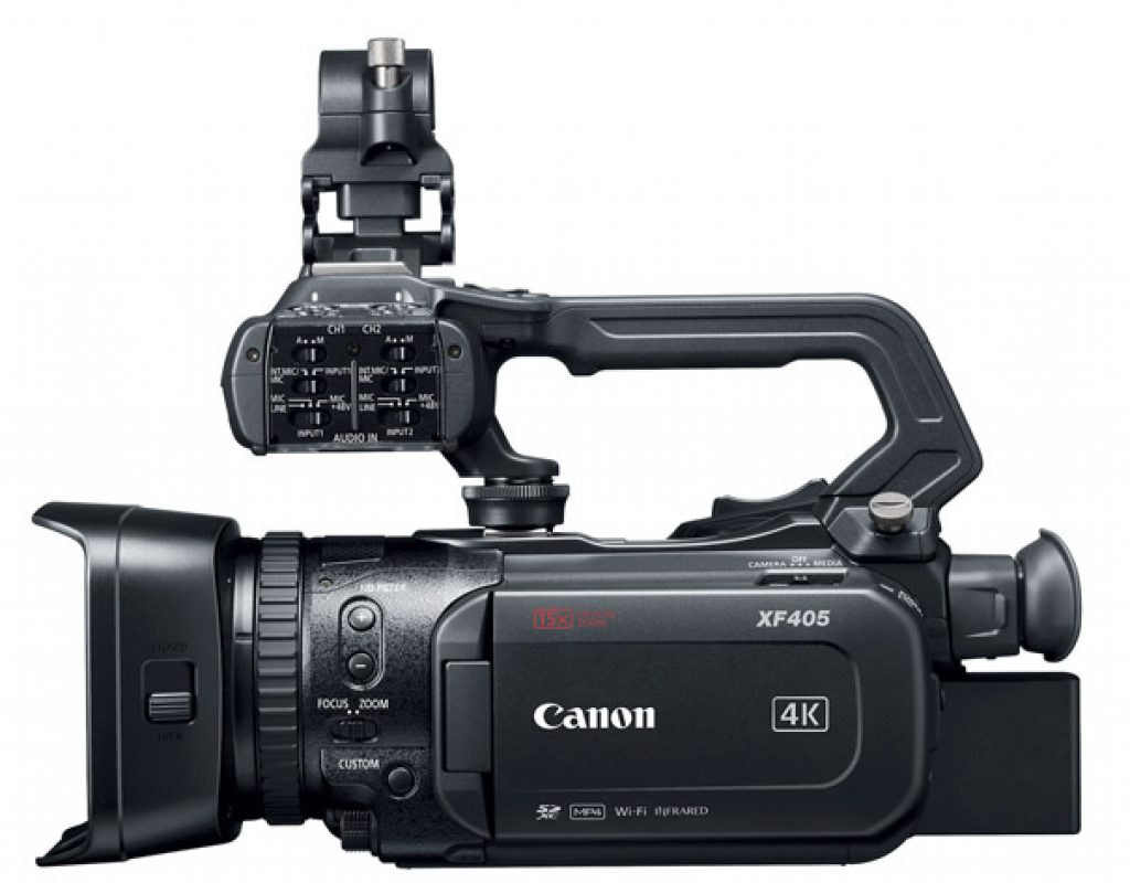 Canon answers my questions about new camcorders XF405/XF400/GX10 5