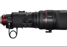 Canon's New Ultra Zoom for Sports and Nature