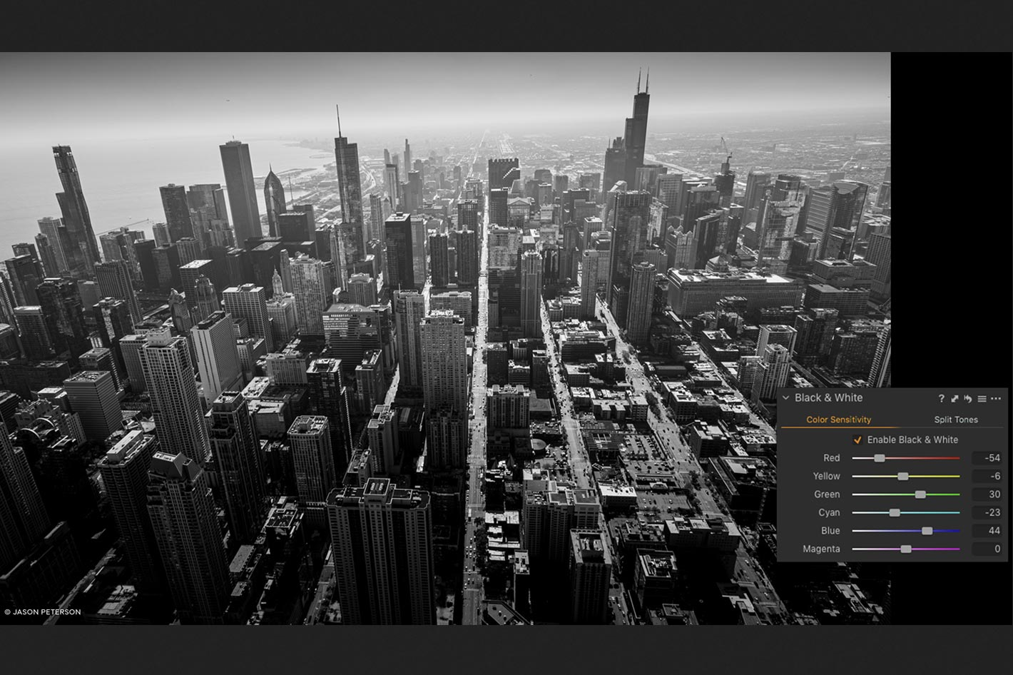 Capture One's Beyond Collection: new film and B&W Style Packs