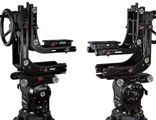 Cartoni takes Total Dutch to NAB 2017
