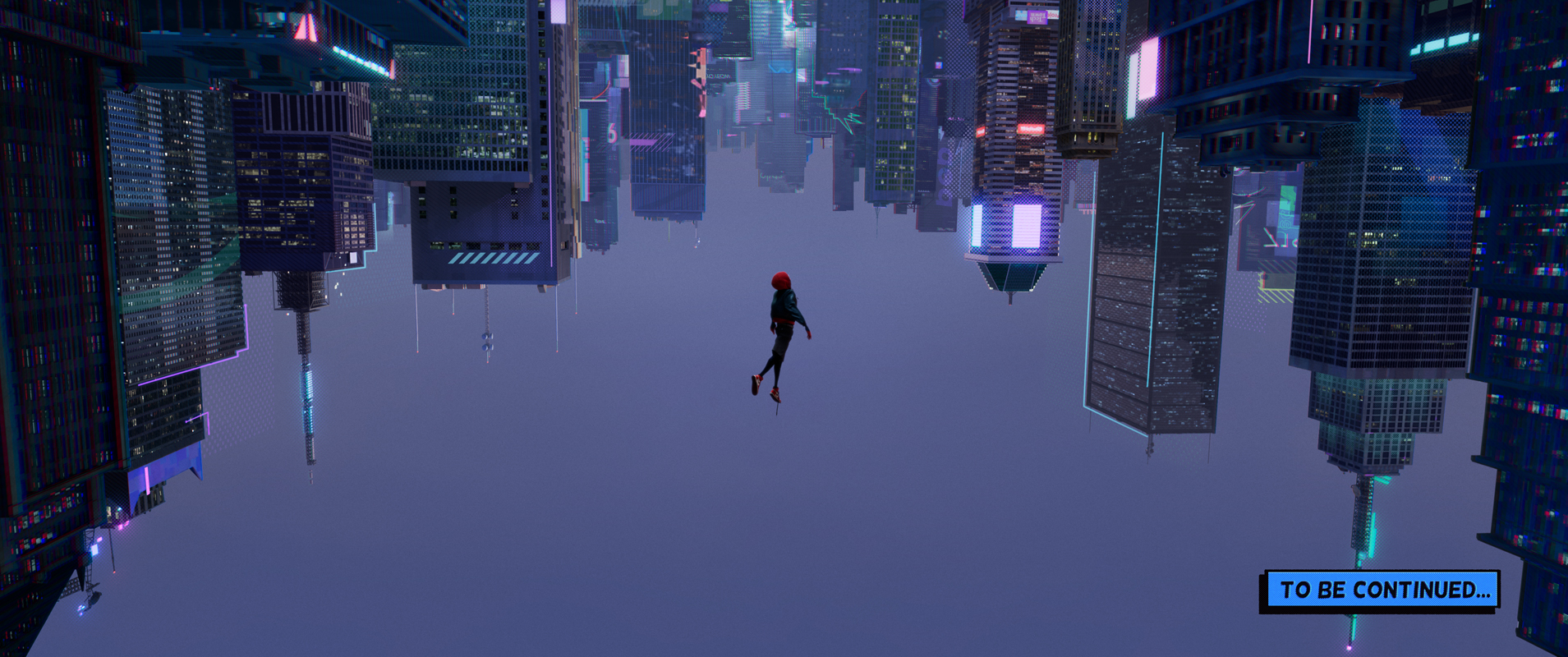 ART OF THE CUT on editing Spider-Man: Into the Spider-Verse 17