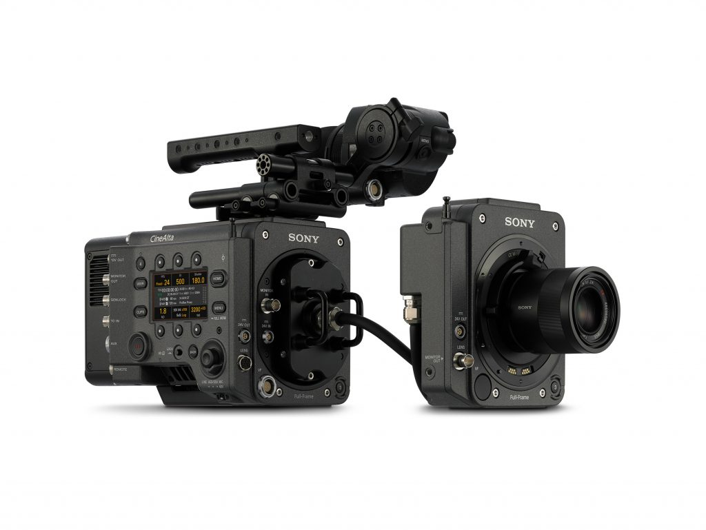 SONY VENICE 3.0 FIRMWARE & EXTENSION HEAD ANNOUNCED 1