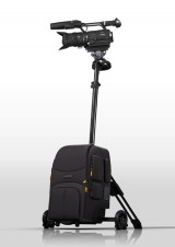 A Rolling Tripod and Bag Combo 1