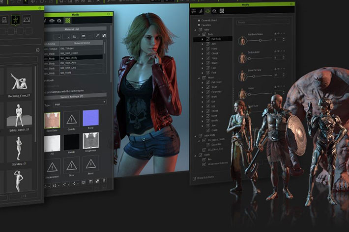Reallusion delivers standalone Character Creator 3