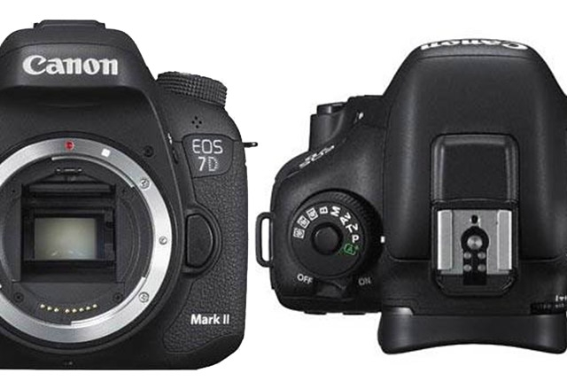 EOS 7D Mark II: the Baby EOS-1D X 12