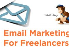 Email Marketing For Freelancers – Why You Need A Mailing List