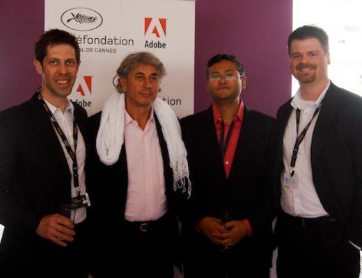 New Strategic Collaboration announced between Adobe & Cin©fondation at 2012 Cannes Film Festiva 21