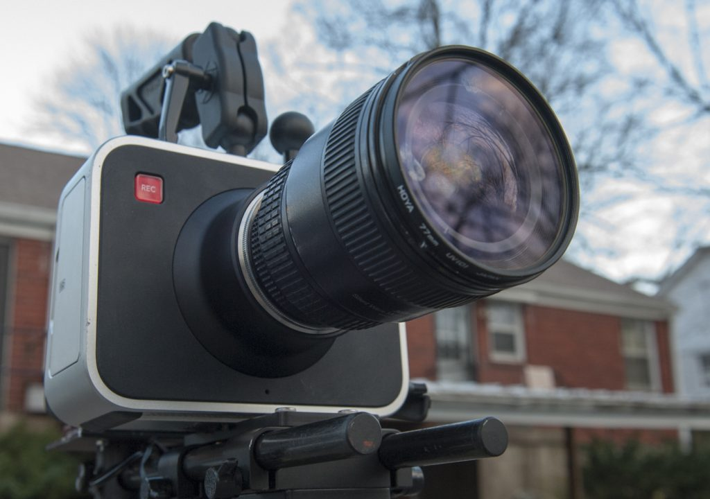 Blackmagic Cameras and Adapting Lenses To Fit 11