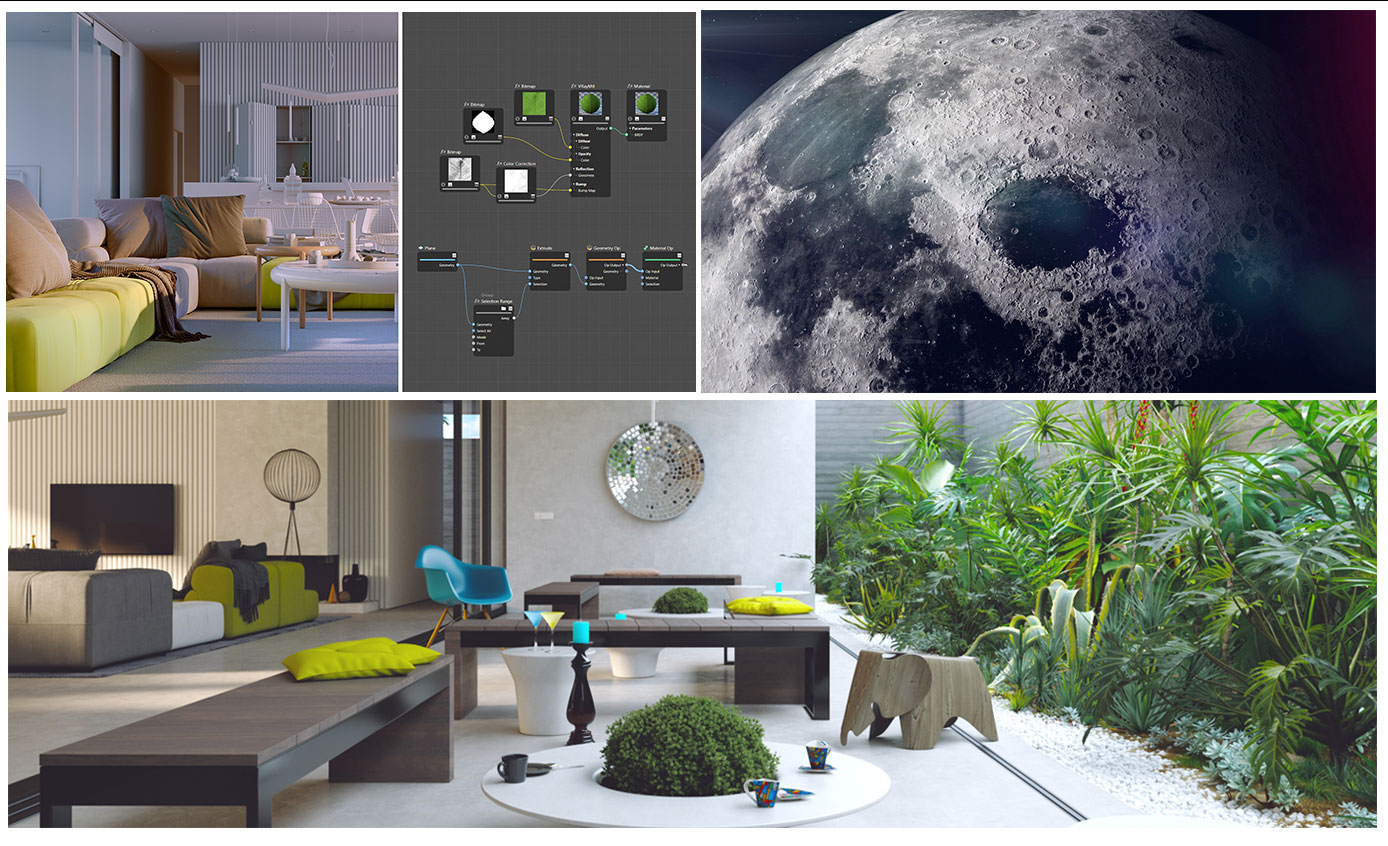 Chaos launches V-Ray 5 for Cinema 4D, update 1