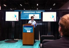 Charlie Gray Presenting at Graph Expo