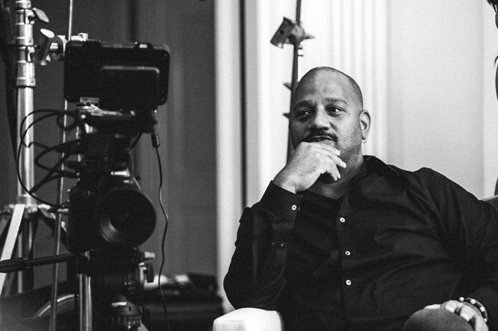 Charlie Parish: three years filming The Defiant Ones