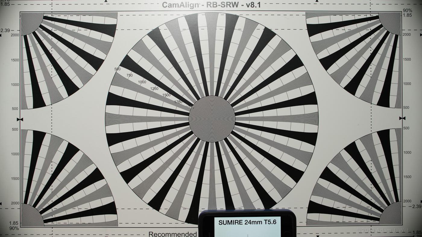 Sumire 24mm