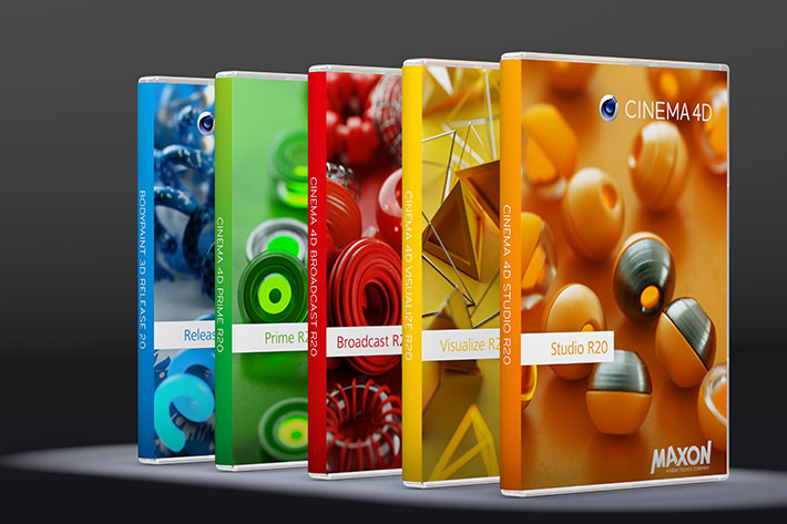 Cinema 4D, Release 20: new ways of creating 3D artwork