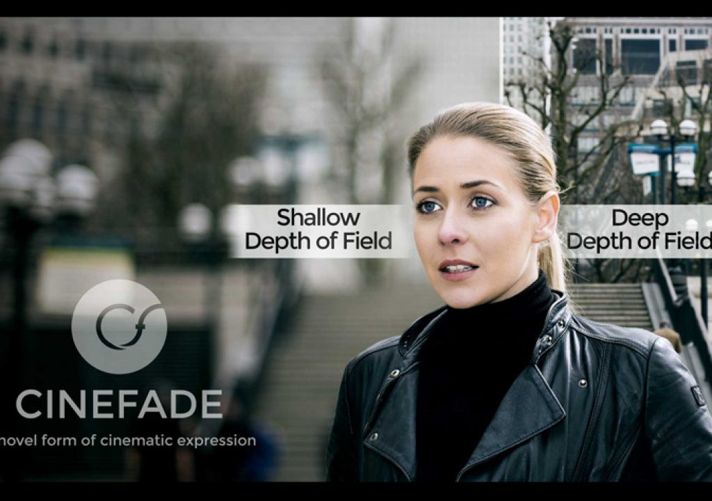 Cinefade: a storytelling device for filmmakers