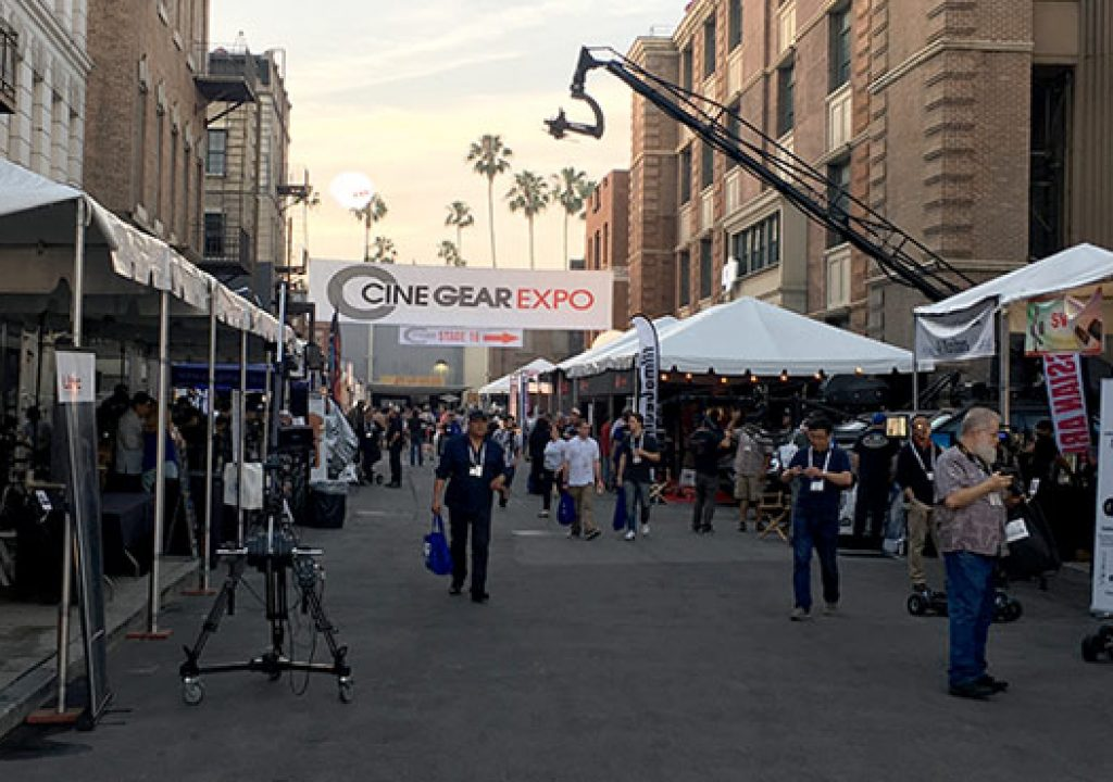 Under the Radar at Cine Gear Expo 2016 1