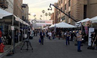 Under the Radar at Cine Gear Expo 2016