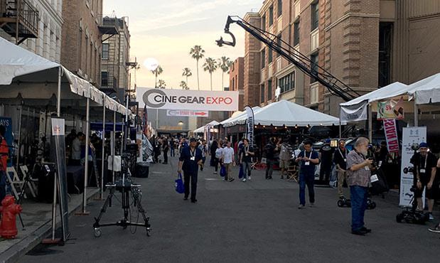 Under the Radar at Cine Gear Expo 2016 27