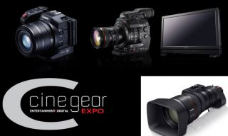 Canon Takes 4K to Cine Gear Expo 2015