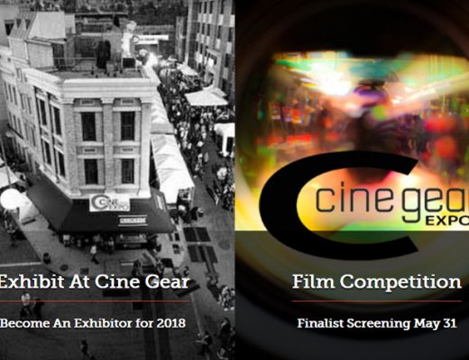 Cine Gear Expo 2018: free registration open