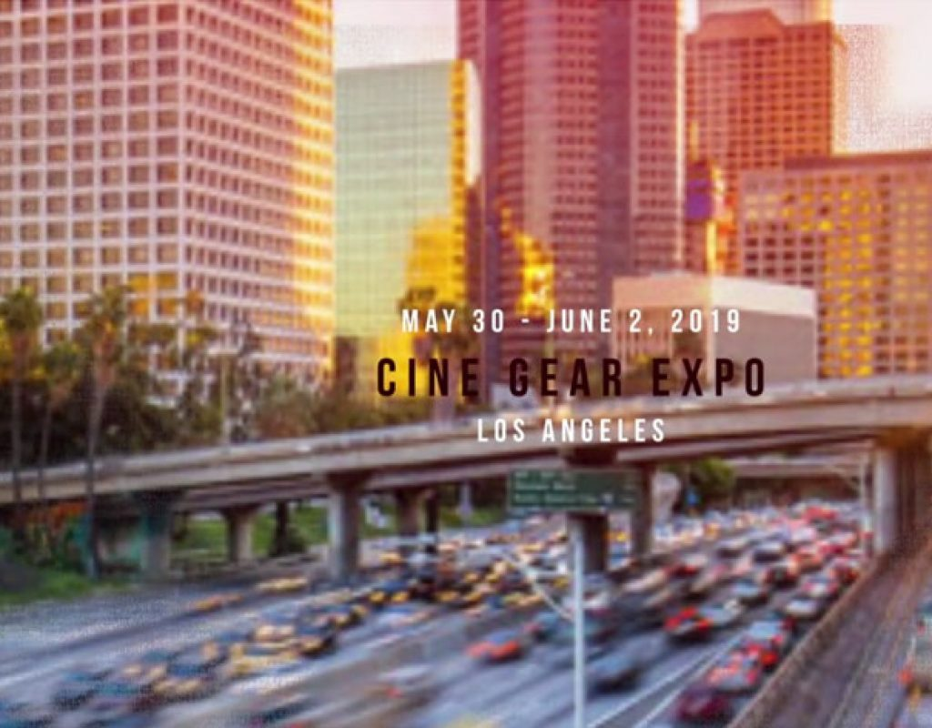 Cine Gear Expo 2019 in Los Angeles: countdown is running 1