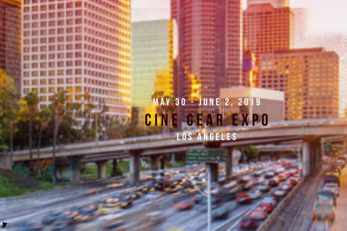 Cine Gear Expo 2019 in Los Angeles: countdown is running 8