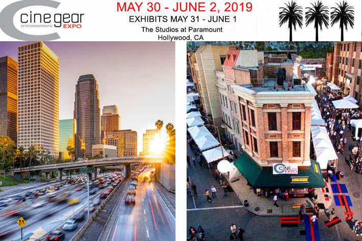 Cine Gear Expo 2019: countdown is running