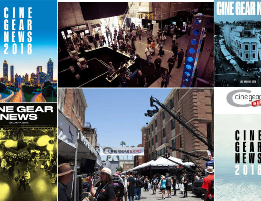 Cine Gear Expo LA: masks required for everyone