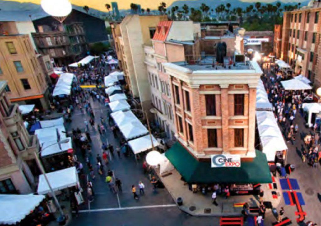 Blockbusters Invade Cine Gear Expo 2015 1
