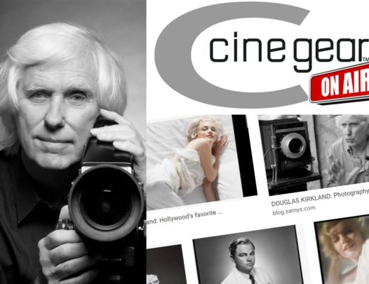 CineGear ON Air: a tribute to Douglas Kirkland