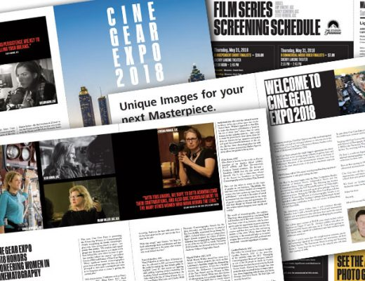Cine Gear Expo 2018: all the news in 60 pages