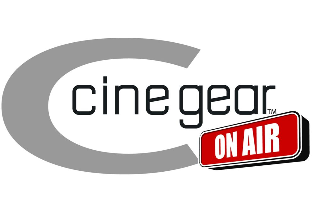 CineGear ON AIR will kick off July 1
