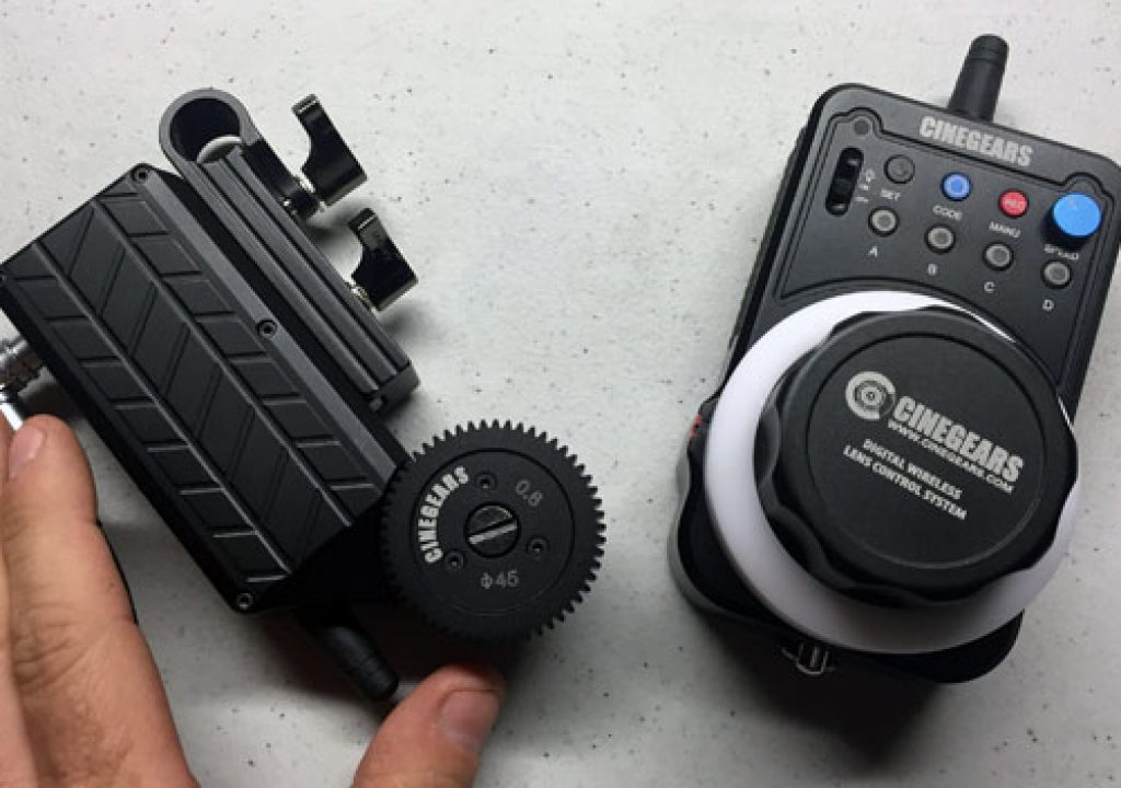 REVIEW: Cinegears Wireless Follow Focus Express Kit 1