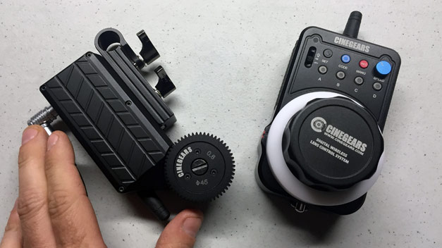 REVIEW: Cinegears Wireless Follow Focus Express Kit 3