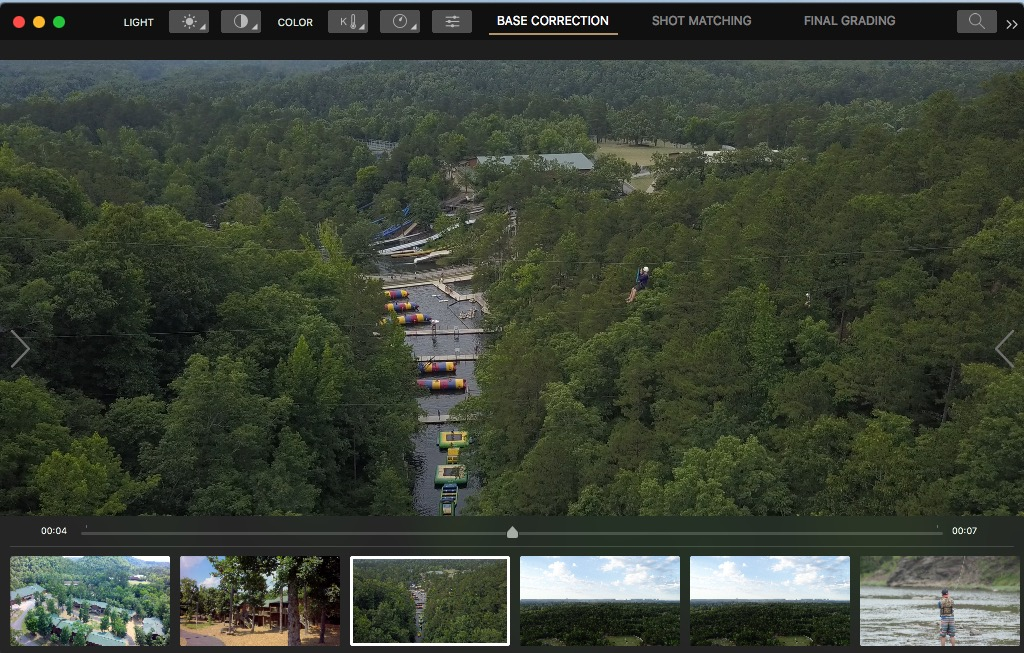 Cinema Grade - a new way to color grade footage inside of your NLE 49