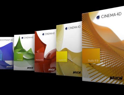 New Cinema4D debuts at IBC 2017