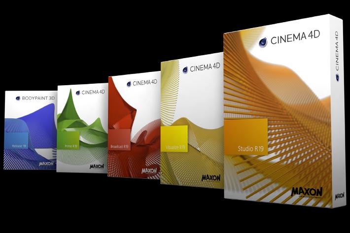 Cinema 4D R19: European debut at IBC 2017