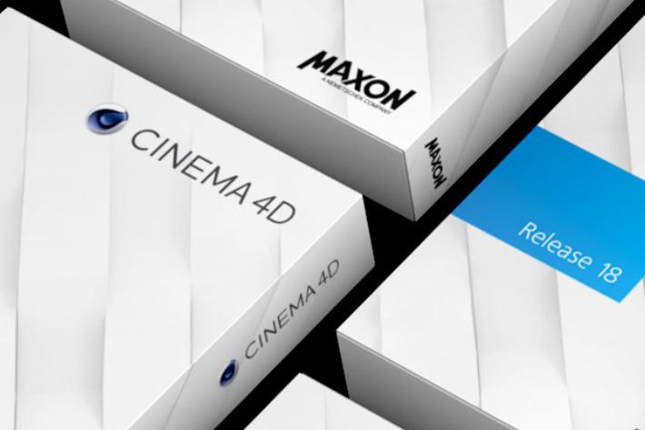 MAXON announces new release of Cinema 4D