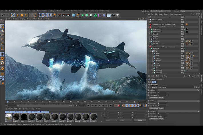 Cinema 4D R21: Maxon introduces a new version with affordable price