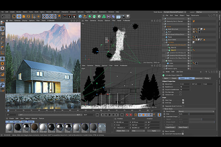 Cinema 4D R21: Maxon introduces a new version with
