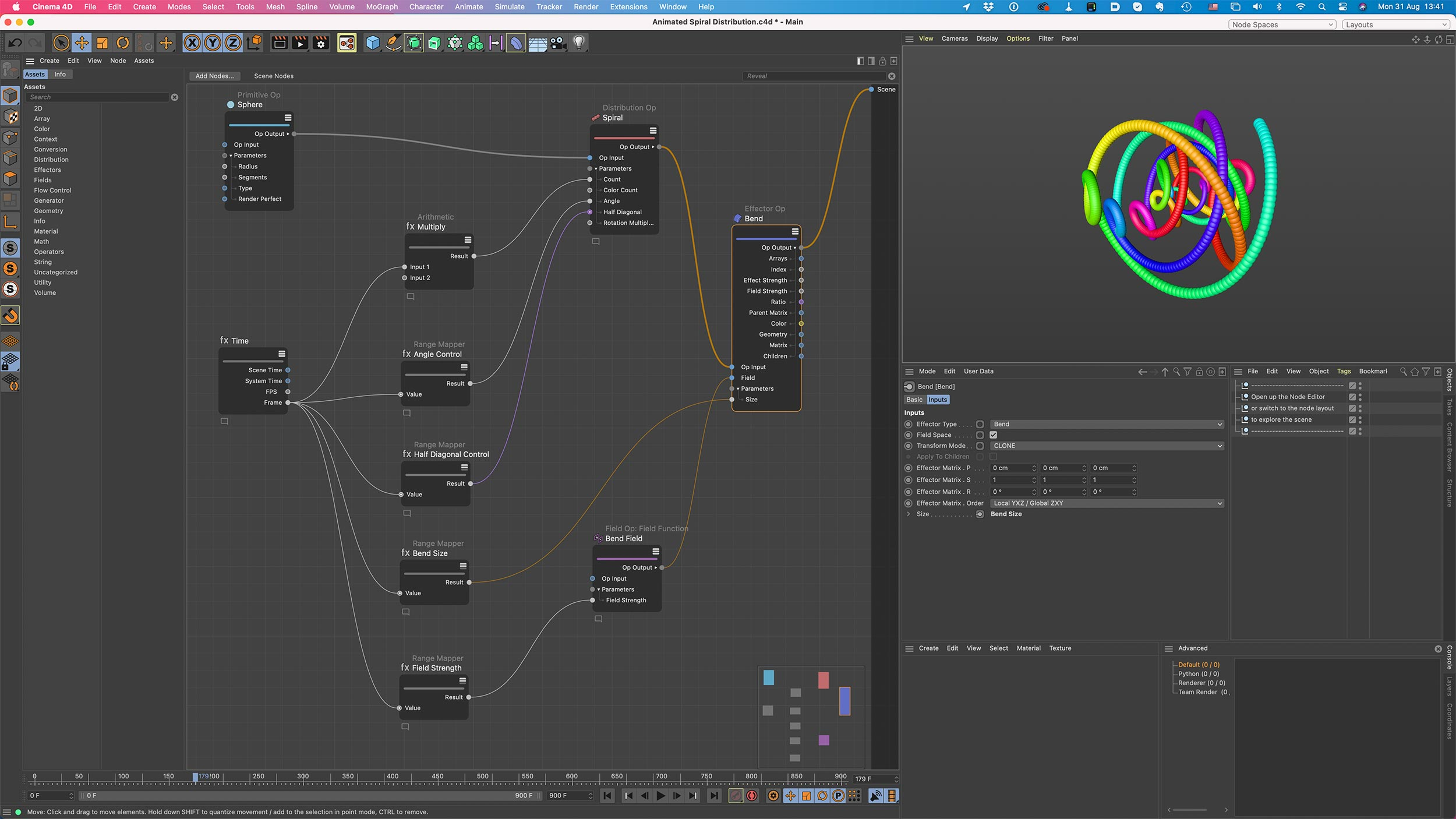Maxon announces Cinema 4D R23 with new animation tools