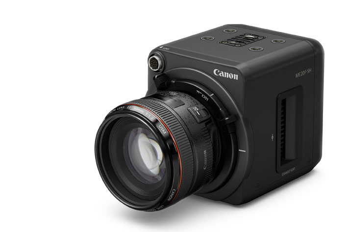 Canon ME20F-SH Cinema Kit