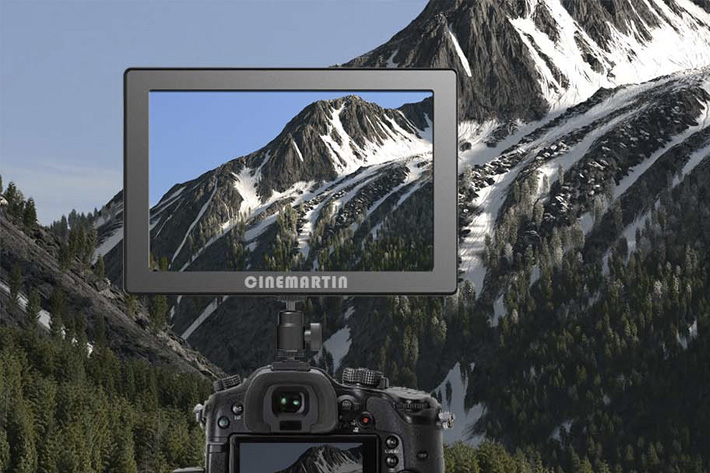 New Cinemartin 7 inch monitor for $105