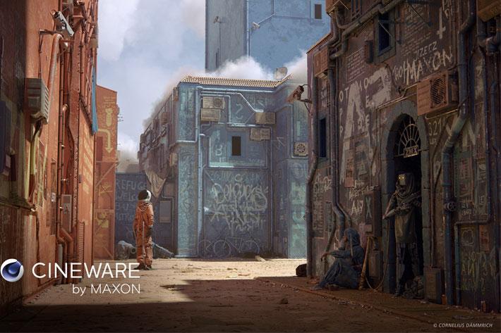 FREE Maxon Cineware plug-in for Unity announced