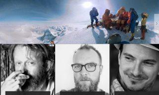 Mount Everest in Cinematic VR
